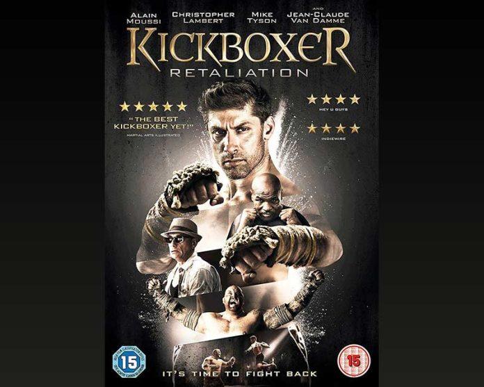 Kickboxer-Retaliation